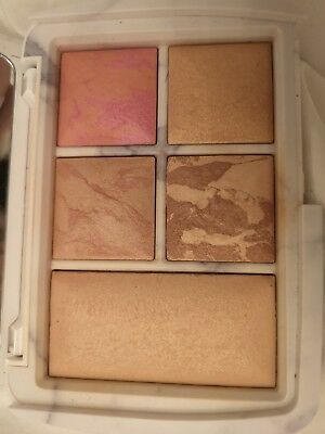 LE HOURGLASS AMBIENT LIGHTING Edit Surreal Light- Blusher Bronzer Powder Palette