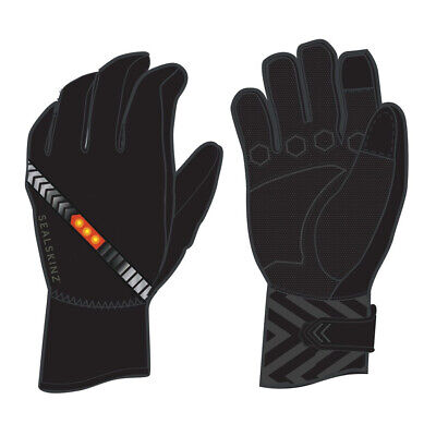 Gloves z halo all weather cycle black size xl SealSkin cycling 10d9a45cc919