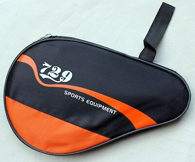 729 Table Tennis Racket Case / Bat Cover, Aussie Seller