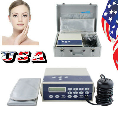 Detox Machine Cell Ion Ionic Foot Bath SPA CHI Cleanse Machine Far infrared Belt