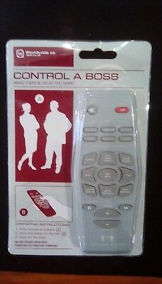 Control a Boss - humerous remote control