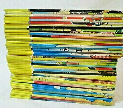 46 x Dandy Comic Library Nos between 9-110 with 1 Special Thames Hospice W 121A