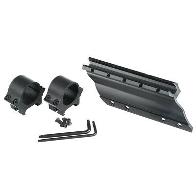 """Savage 340 Rifle - Scope Mount With 1"""" Low Rings"""