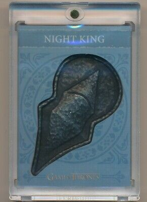 2017 Game of Thrones Valyrian Steel Night King pin