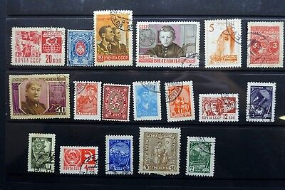 Russia and others page of stamps stamps - Lot b1311