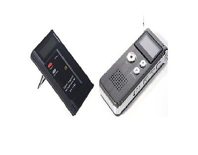 Ghost 8Gb Evp Recorder And Emf Meter Reader Trigger Spirit Paranormal Equipment