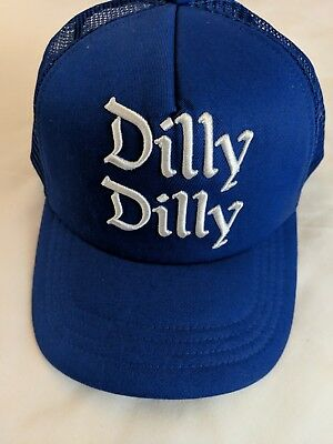 DILLY DILLY Bud Light Snapback Mesh Truckers Hat H3 HEADWEAR Baseball Cap d596394f9abc