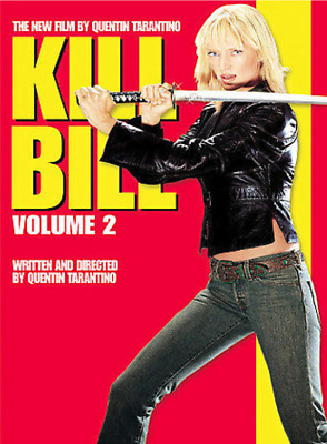 Kill Bill Vol. 2 (DVD, Widescreen) - **DISC ONLY**