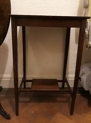 Vintage Inlaid Sidetable