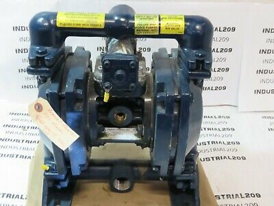 Prince 1Aod-Snnn 1'' Steel Diaphragm Pump Used