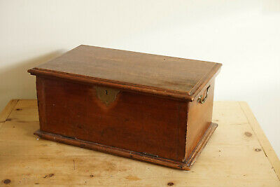 19Th Century Campaign Style Travelling Writing  Box-Compendium For Restoration