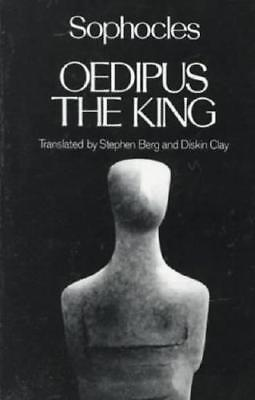 Oedipus the King by Sophocles, Stephen Berg, Diskin Clay