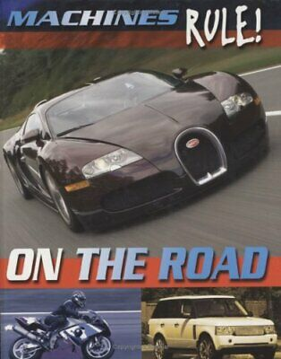 On the Road (Machines Rule)-Steve Parker