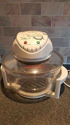 Quest Halogen Oven 12l - Used Once