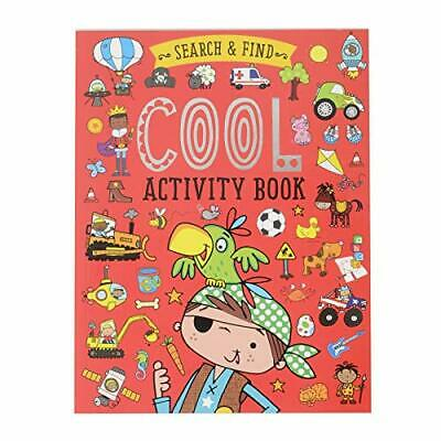 Cool Activity Book (Search & Find).