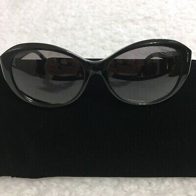 cb9ee8ce7e ... usa coach womens sunglasses payton black hc 8010b 57 16 135 gold  flowers bling 22afa f7248