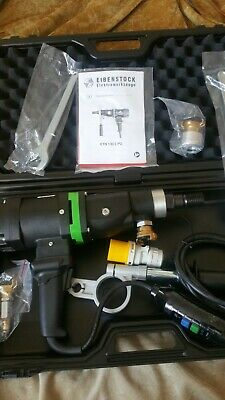 Eibenstock core drill ETN 130/3 PO. 110v. New
