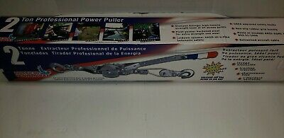 American Power Pull 72A, 2 Ton, Professional Power Puller, NEW Made in the USA
