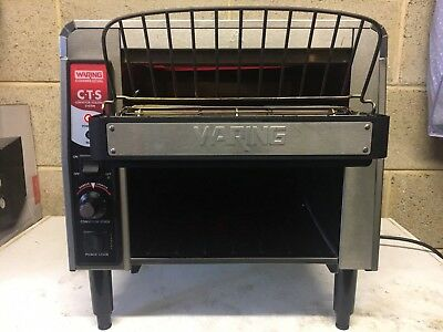 Waring Conveyor Toaster CTS1000K - Commercial Restaurant Cafe Hotel Office