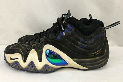 6f44f2578da5d Vintage Nike Air Zoom Flight Five V Jason Kidd Original OG 130701-041 Size  10.5