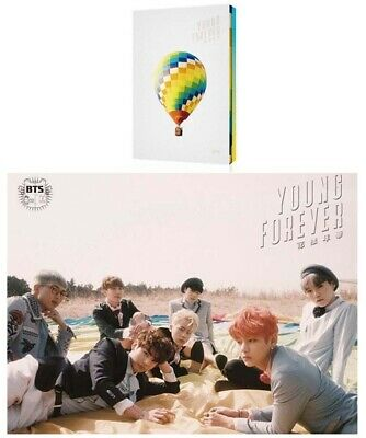 BTS [YOUNG FOREVER] Special Album DAY Ver 2CD+Poster+Photobook+Photocard+Gift