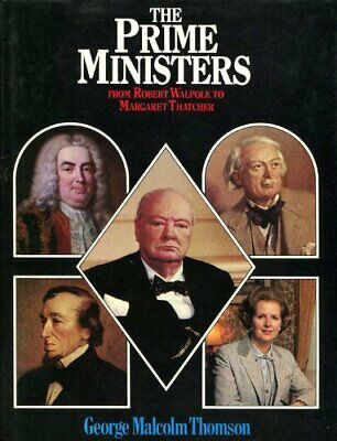 Prime Ministers-George Malcolm Thomson