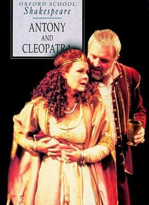 Antony and Cleopatra (Oxford School Shakespeare)-William Shakespeare, Roma Gill