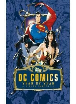 DC COMICS YEAR BY YEAR-Alan Cowsill
