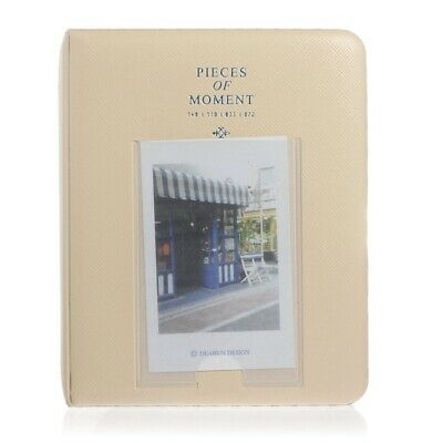 64 Pockets Mini Album Case Storage For Polaroid Photo FujiFilm Instax Film V2