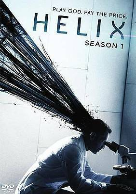 Helix The Complete First Season 1 One 1St Dvd Set Brand New Sealed