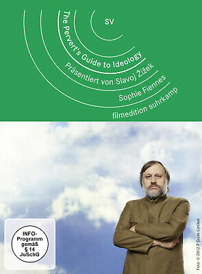 Sophie Fiennes ~ The Perverts Guide to Ideology, 1 DVD 9783898485814