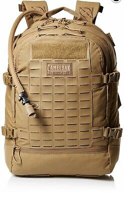 Camelbak Skirmish Mil-Tac Hydration Backpack, 100oz Coyote *New *Free Shipping