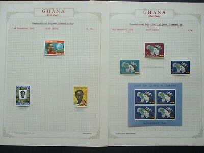 ESTATE: Ghana Collection on Pages - Must Have!! Great Value (P873)
