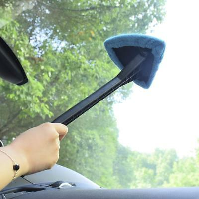 Long Car Windshield Cleaner Tools Inside Window Glass Cleaning Tool Microfiber