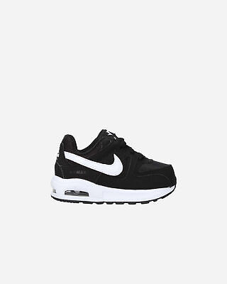 Détails sur NIKE AIR MAX COMMAND FLEX(TD) Art.844348 005 GreyBlack White Sneakers Junior