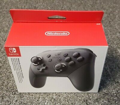 Nintendo Switch Pro Controller - Brand New, Unopened