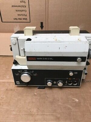 Eumig MARK S 810 Track Film Projector Untested Spares Or Repairs