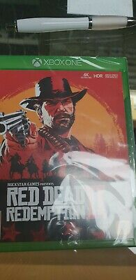 Red Dead Redemption II XBOX ONE New + Sealed