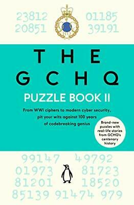 The GCHQ Puzzle Book II-GCHQ