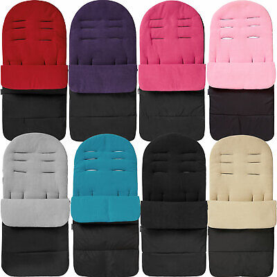 Premium Pushchair Footmuff / Cosy Toes Compatible with Joolz