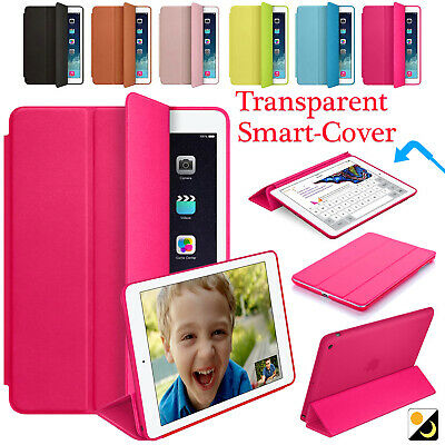 Slim-Fit Magnetic Smart Case Tri-Fold Stand Cover For Apple iPad 4,3,2/Air 6,5,2
