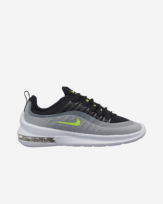 c0ad99d01ac Chaussures Nike Aa2146 004 Air Max Axis Black volt-Loup Gris La Mode  Masculine