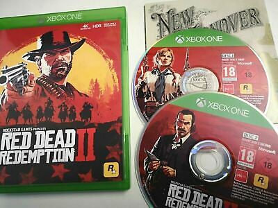 * XBOX ONE Game * RED DEAD REDEMPTION 2