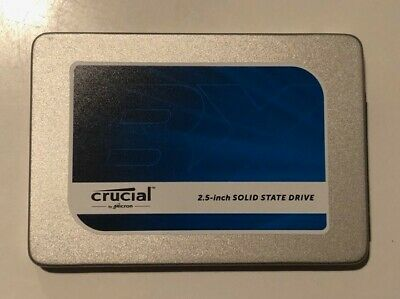 Crucial 240GB Solid State Drive (SSD) (24 available for sale)