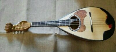 Mandolin new model Mazzaccara Carlo luthier  classico A style inspired