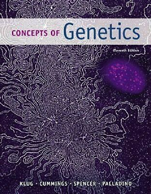 [PDF] Concepts of Genetics 11th Edition by William S. Klug