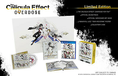 The Caligula Effect: Overdose LIMITED Edition (PlayStation 4) PRESALE Mar 12 ps4