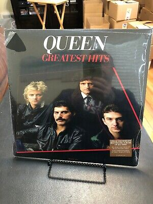 6a3070f16 QUEEN GREATEST HITS 180g Sealed Lp Record - $44.95 | PicClick