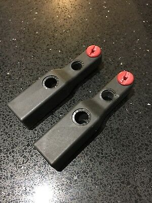 Lascal Buggy Board Extension Arm Brackets
