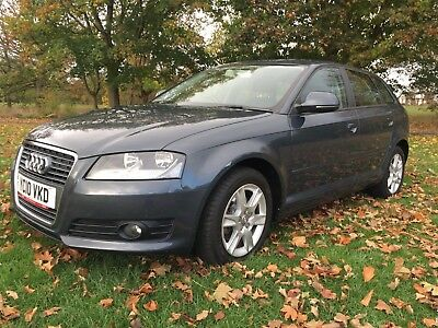 AUDI A3 2.0 TDi SE 5 DOOR - CRUISE/PARK SENSORS - FULL MOT/ SERVICED!